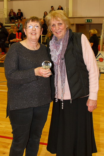 Brian Dobson Award 2013 - Aline Macready