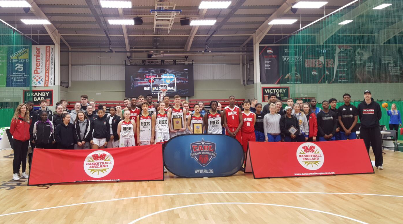 EABL and WEABL 3x3 Finals 2018