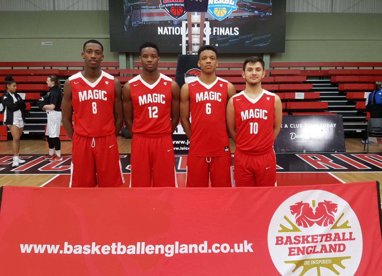 Loreto Magic finish 4th in EABL 3x3 Finals 2018