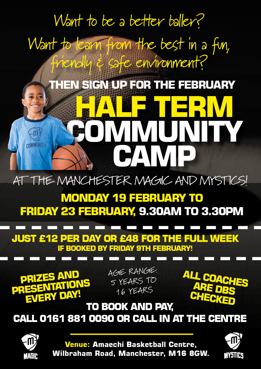 Manchester Magic and Mystics Community Camp February 2018