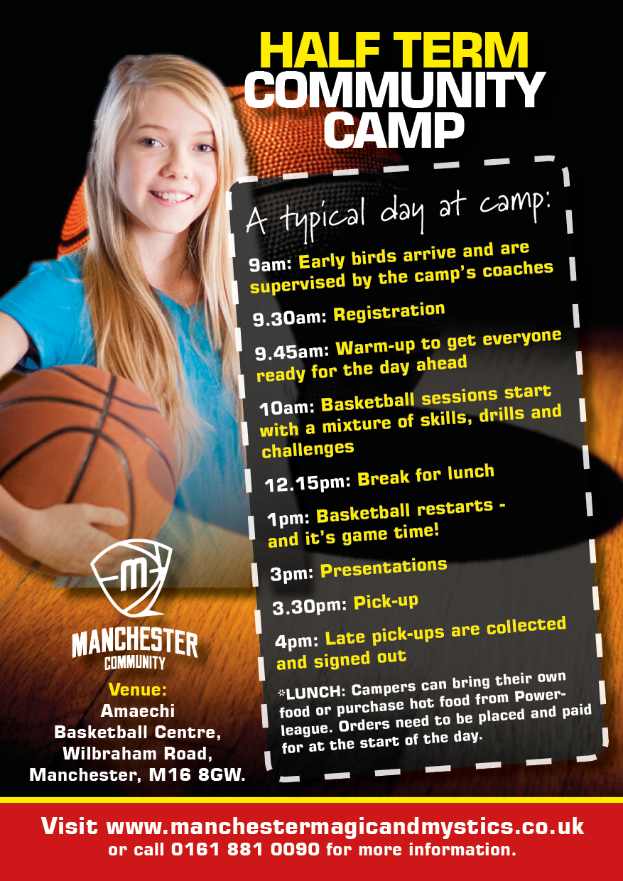 Manchester Magic and Mystics Community Camp February 2018 2
