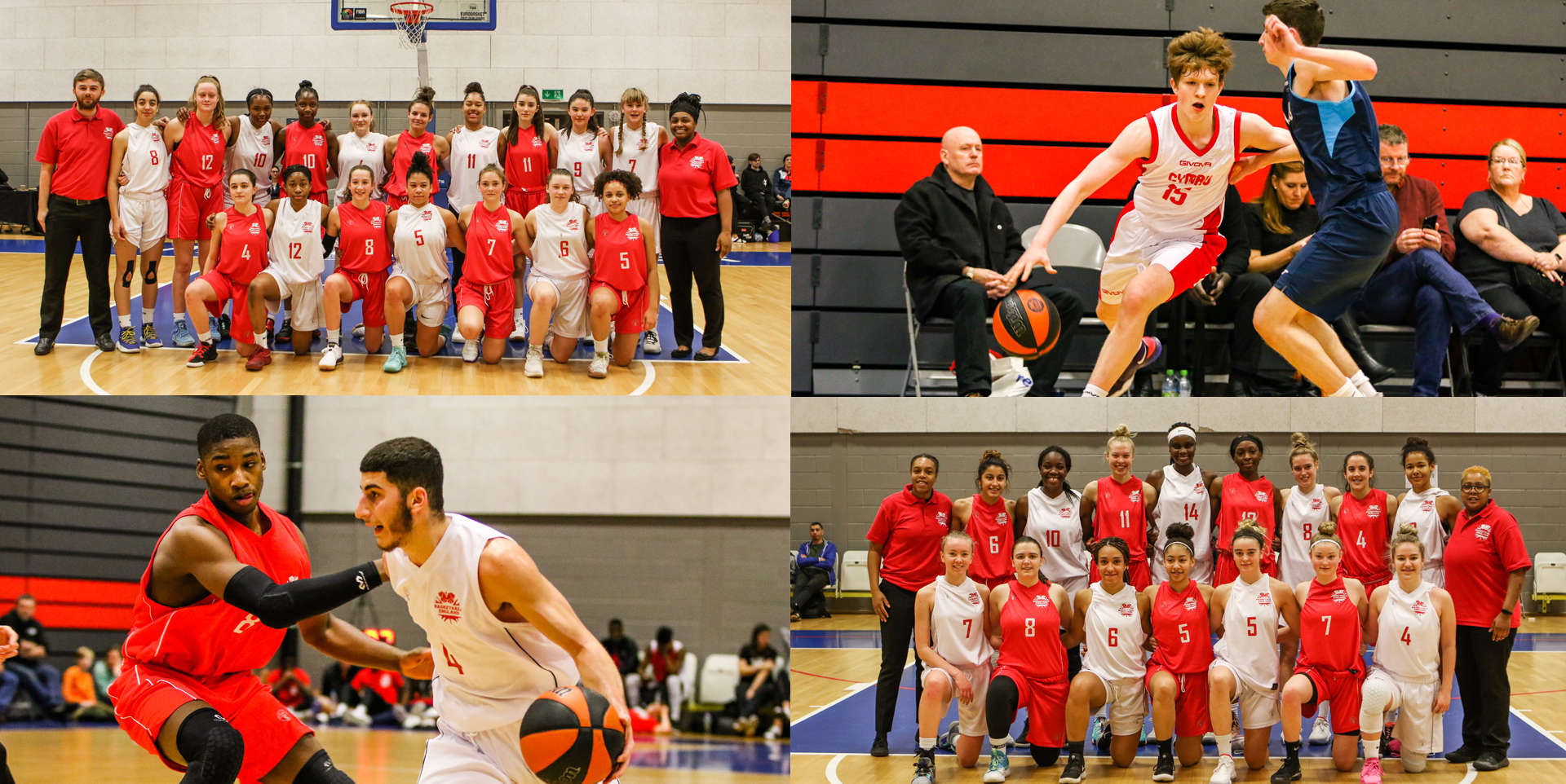 Manchester Magic and Mystics at Tri-Nations 2019