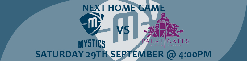 Manchester Mystics vs Durham Palatinates Saturday 29th September at 4:00pm at the National Basketball Performance Centre