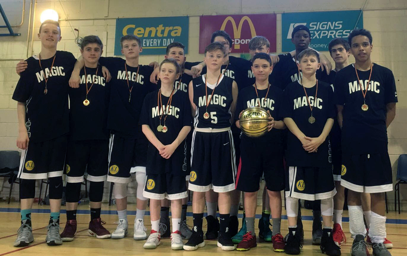 Manchester Magic U14 at Sligo Invitational 2017