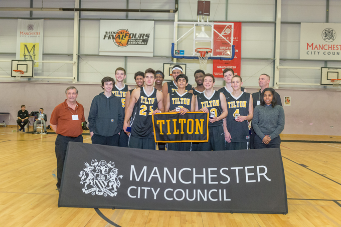 Haris Tournament Winners 2014 Tilton Prep School